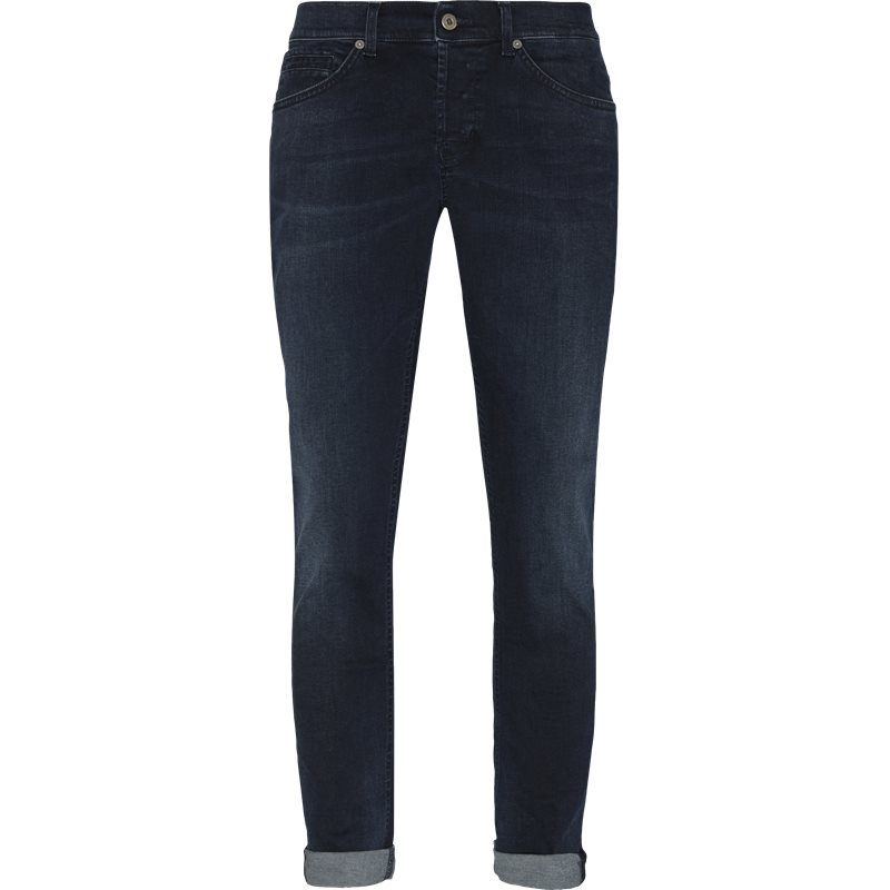 dondup Dondup up232 ds227 u67 jeans dark blue på axel.dk